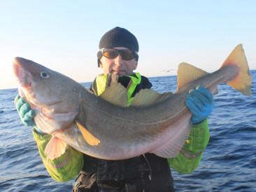 рыбалка на базе «Кильдин Восточный»