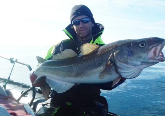 Рыбалка на Баренцевом море