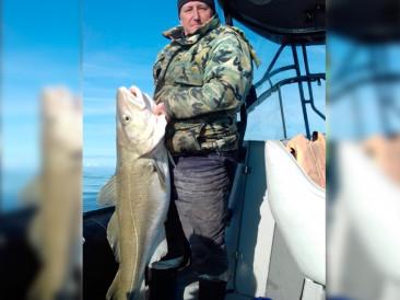 Ловля рыбы на Баренцевом море