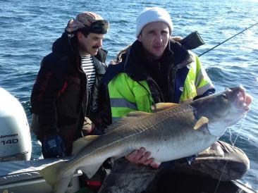Морская рыбалка -  Баренцевое море