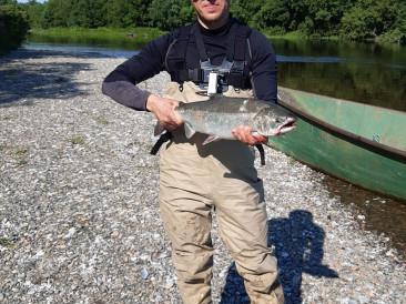 Рыболовные туры на Камчатку