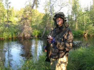 Серебрянское водохранилище - рыбалка