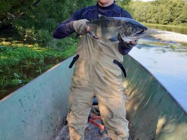 Ловля рыбы на Камчатке