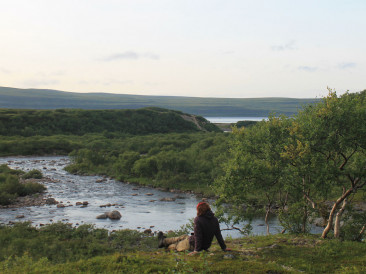 Река Зарубиха