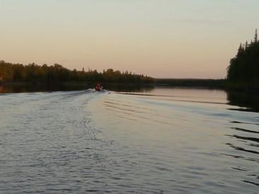 Река Поной