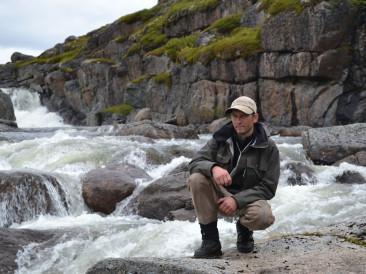 Рыбалка на тундровых озерах